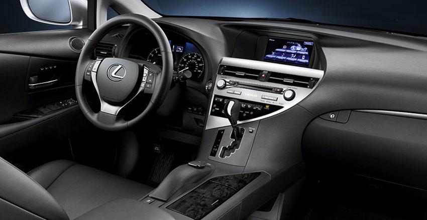 2012 lexus rx 350 hp