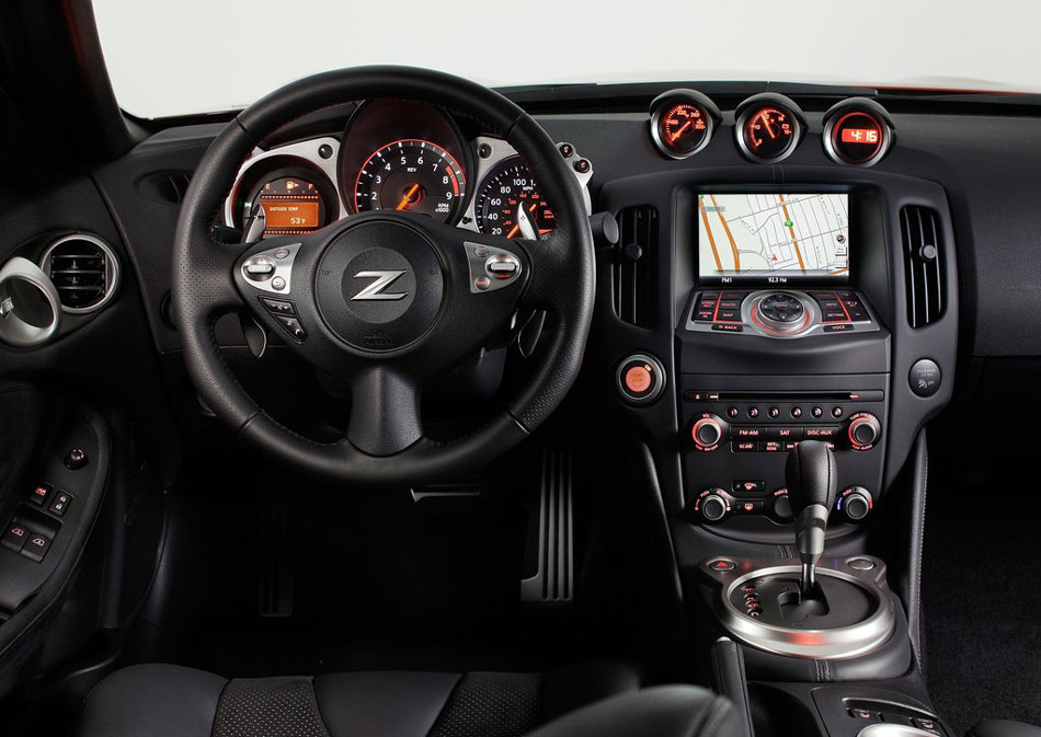 2012 Nissan 370z Review Specs Pictures Price Amp Mpg