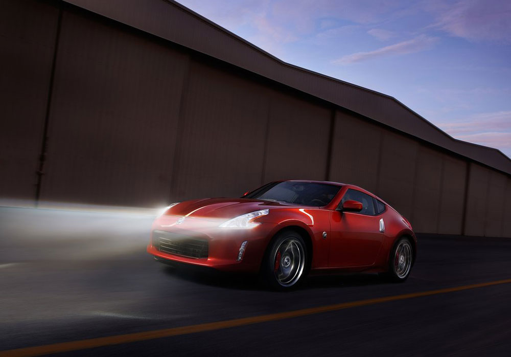 Nissan 370z 0 60 >> 2012 Nissan 370Z Review, Specs, Pictures, Price & MPG