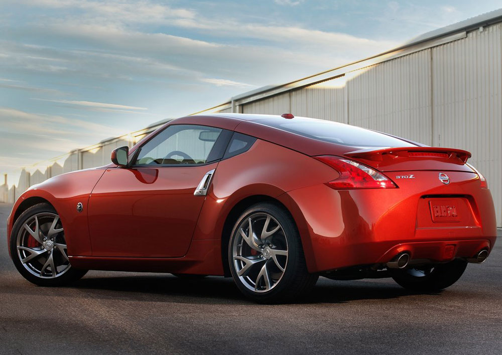 370Z 0 60 >> 2012 Nissan 370Z Review, Specs, Pictures, Price & MPG