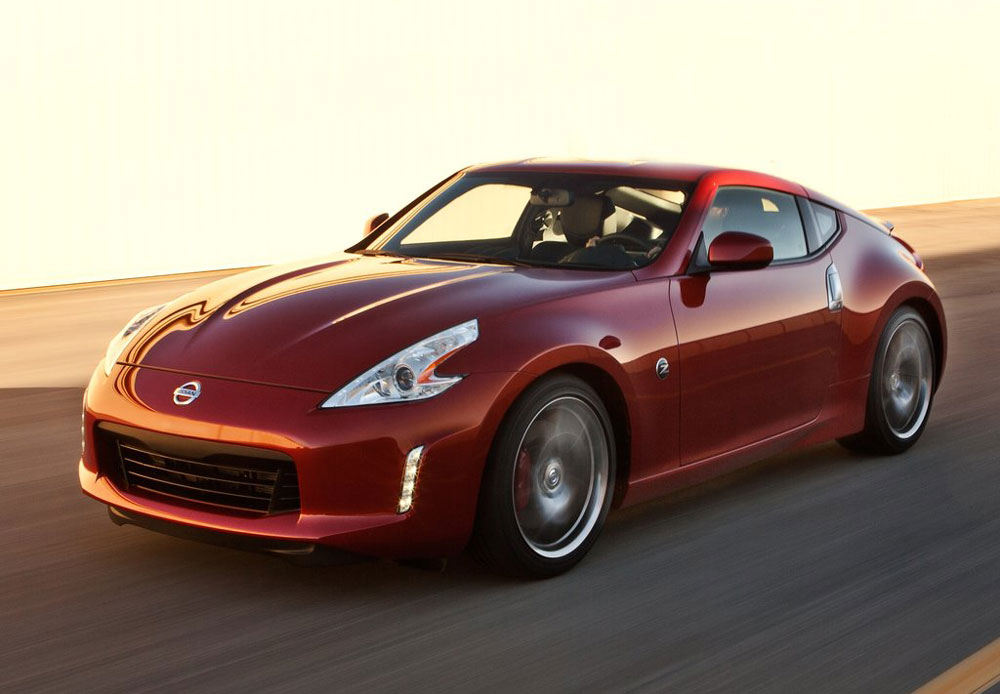 2012 Nissan 370Z Review, Specs, Pictures, Price & MPG