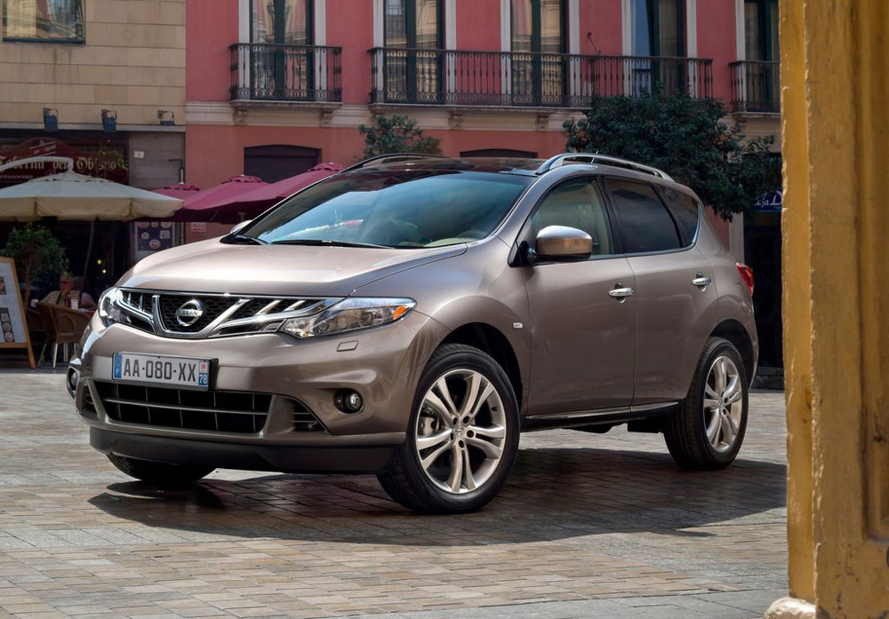 2012 Nissan Murano Review Specs Pictures Price Amp Mpg
