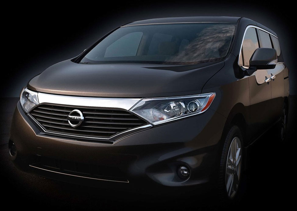 2012 nissan quest review specs pictures price mpg. Black Bedroom Furniture Sets. Home Design Ideas