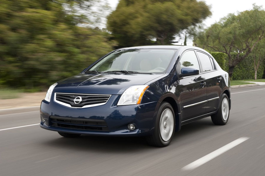 2012 Nissan Sentra Review, Specs, Pictures, Price & MPG