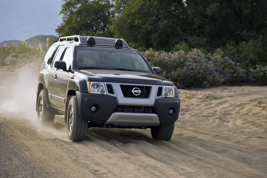 2012 Nissan Xterra Review Specs Pictures Price Mpg