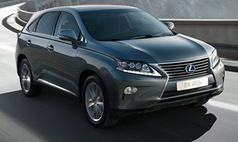 2012 Lexus RX 450h Hybrid Review Specs Pictures Price  MPG