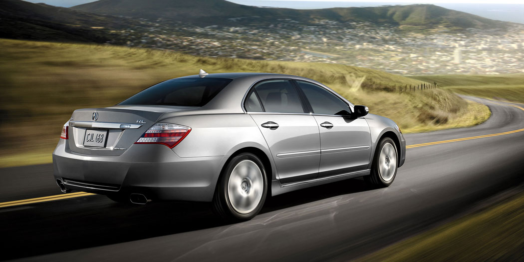 Acura Exotic Car >> 2012 Acura RL Review, Specs, Pictures, Price & MPG