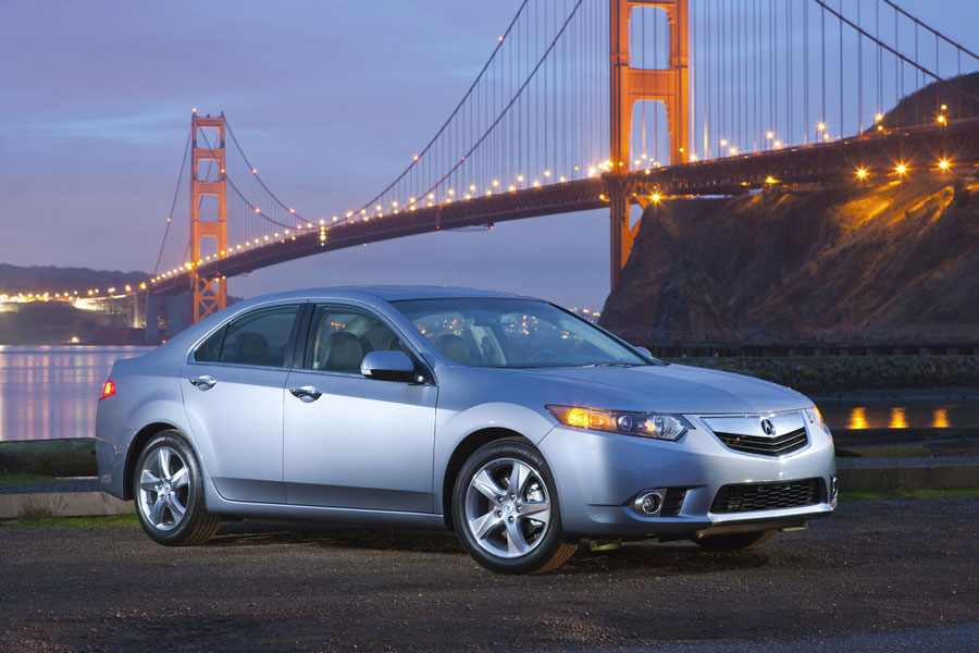 2012 acura tsx review specs pictures price mpg. Black Bedroom Furniture Sets. Home Design Ideas
