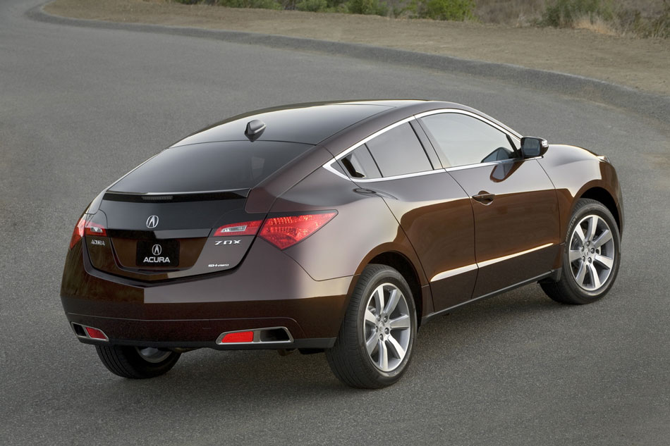 2012 Acura Zdx Review Specs Pictures Price Amp Mpg
