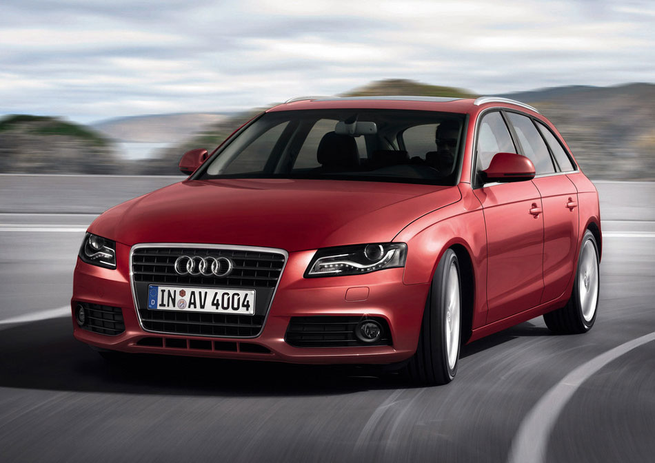 Audi A Wagon Review Specs Pictures Price MPG - Audi a4 weight