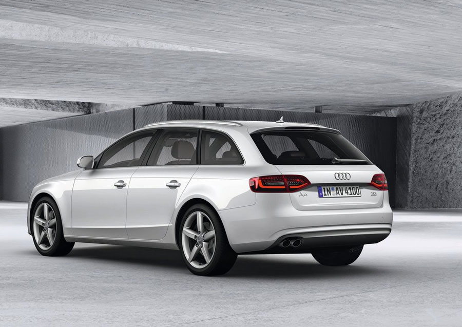 2012 Audi A4 Wagon Review Specs Pictures Price Amp Mpg