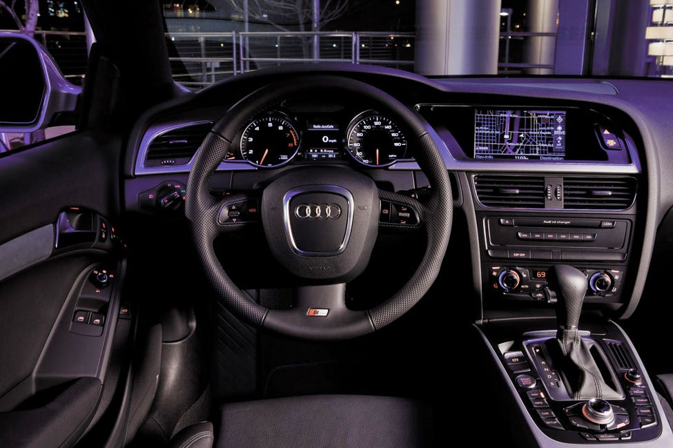 2012 Audi A5 Coupe Review Specs Pictures Price Amp Mpg