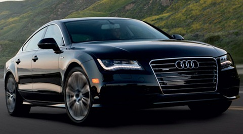 Audi A Review Specs Pictures Price MPG - Audi a7 mpg