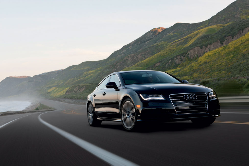 2012 audi a7 review specs pictures price mpg. Black Bedroom Furniture Sets. Home Design Ideas