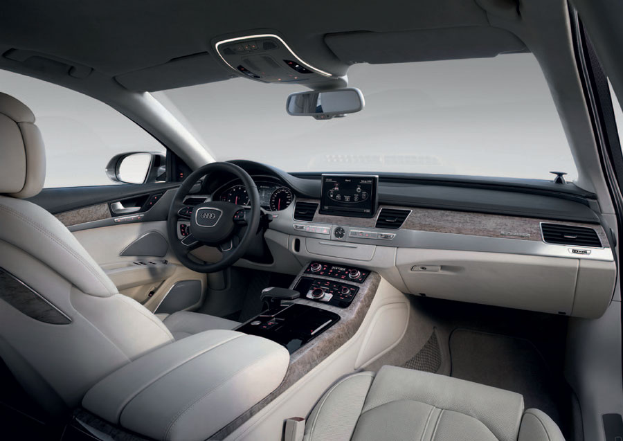 2012 Audi A8 Review Specs Pictures Price Amp Mpg