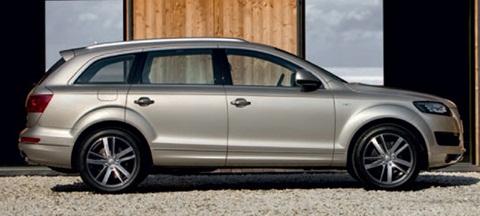 2012 Audi Q7 Review Specs Pictures Price Amp Mpg