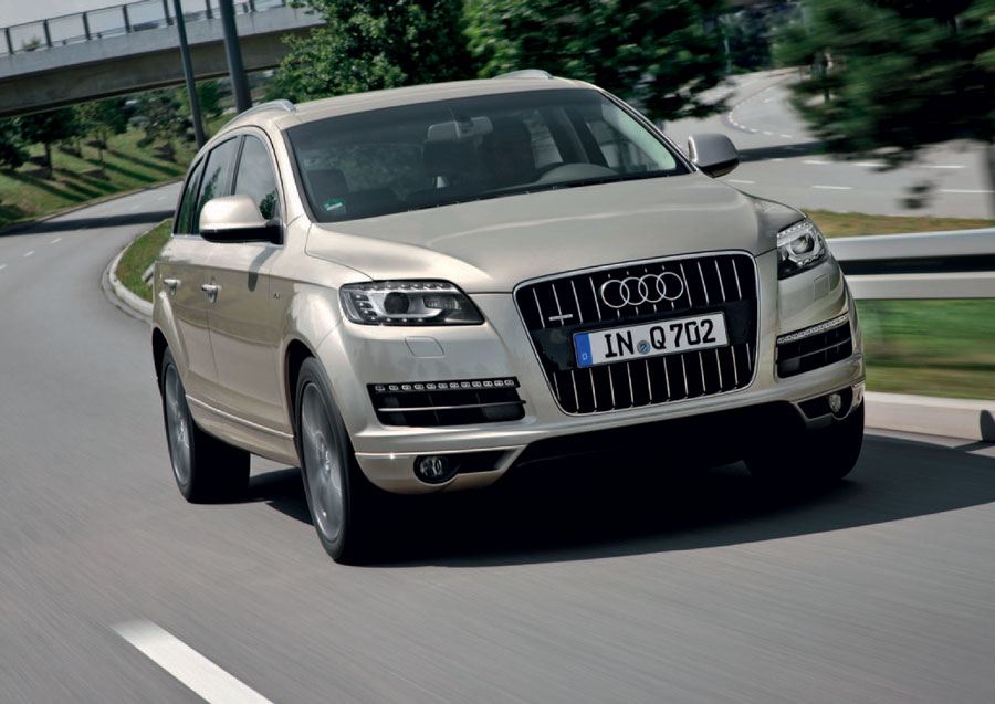 2012 Audi Q7 Review Specs Pictures Price Amp Mpg