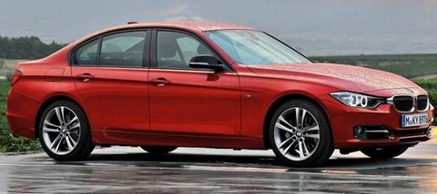 BMW Series Review Specs Pictures Price MPG - Bmw 3 series sedan price