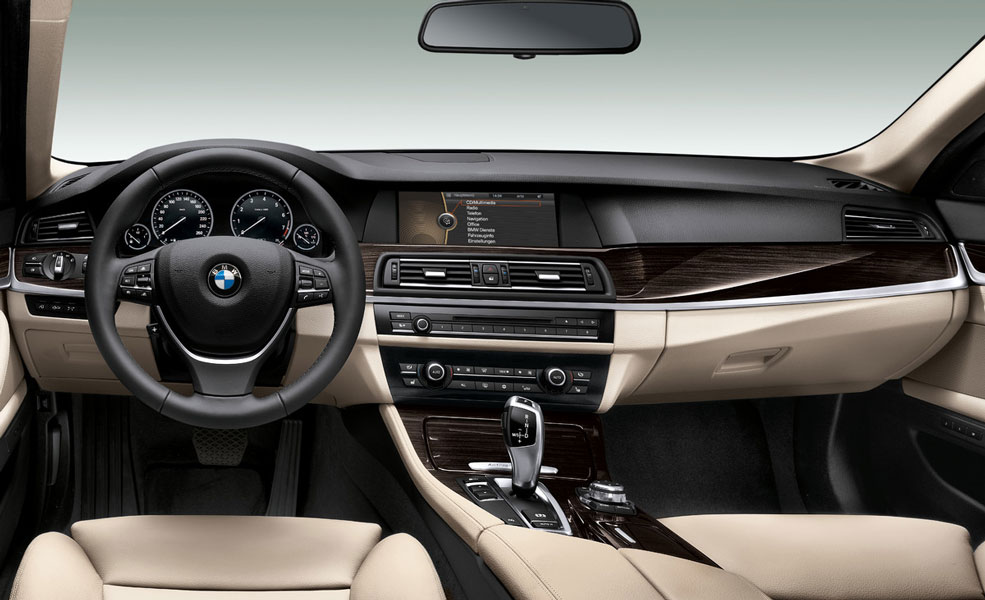 Best Mpg Trucks >> 2012 BMW 5-Series Hybrid Review, Specs, Pictures, Price & MPG