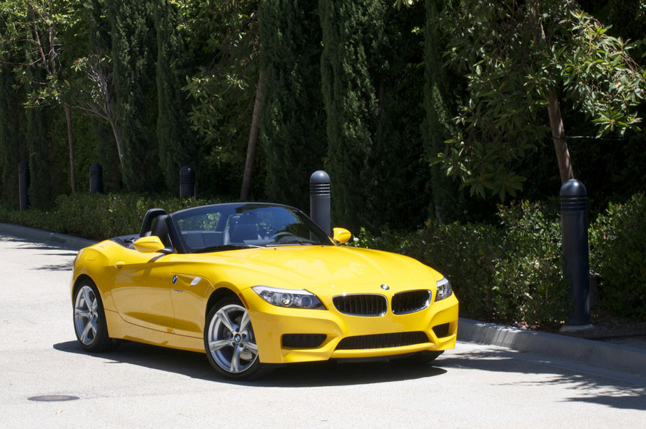 2012 Bmw Z4 Review Specs Pictures Price Amp Mpg
