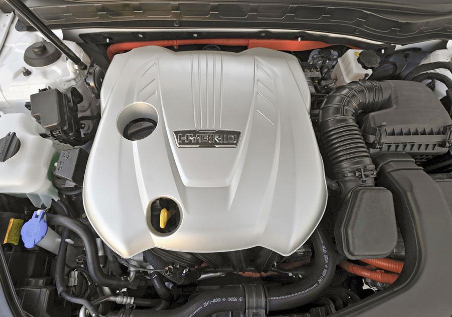 Best Mpg Trucks >> 2012 Kia Optima Hybrid Review, Specs, Pictures, Price & MPG