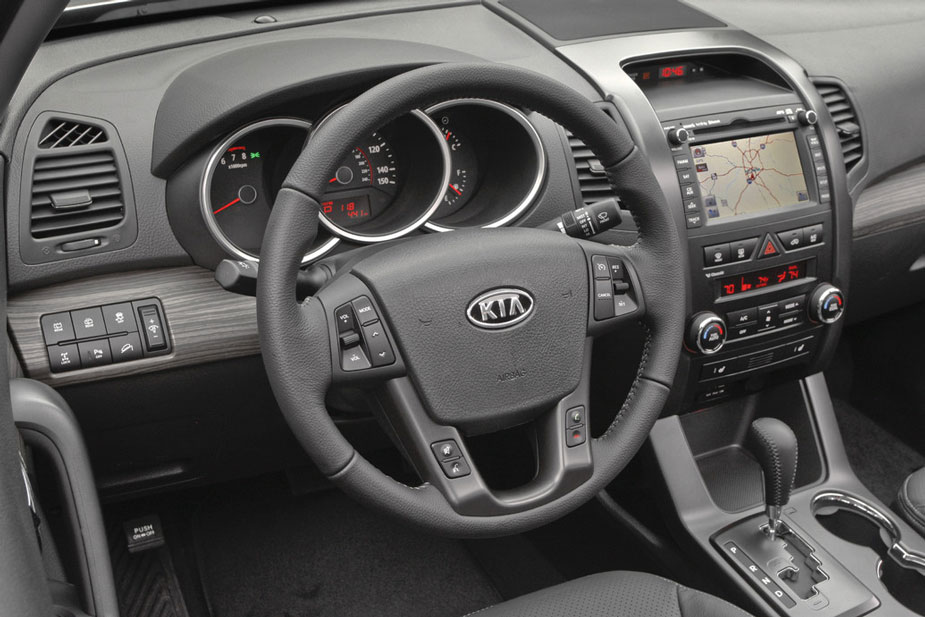 2012 Kia Sorento Review Specs Pictures Price Amp Mpg