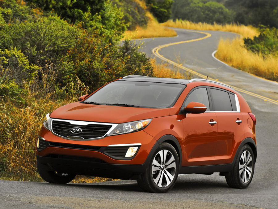 2012 kia sportage review specs pictures price mpg. Black Bedroom Furniture Sets. Home Design Ideas