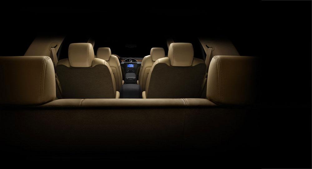 2012 buick enclave review specs pictures price mpg. Black Bedroom Furniture Sets. Home Design Ideas