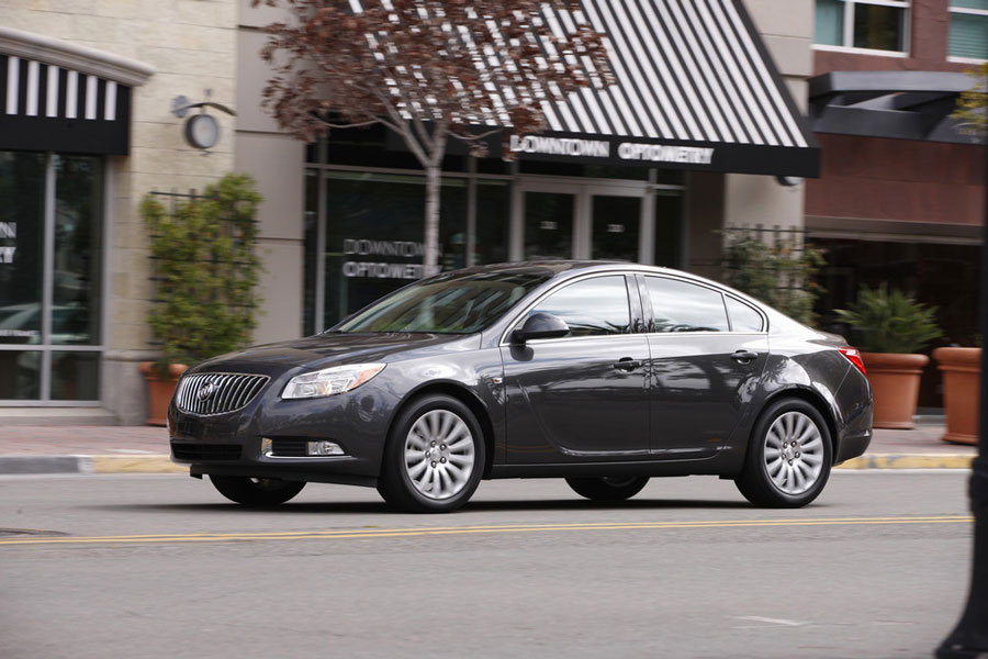 2012 Buick Regal Review Specs Pictures Price Amp Mpg