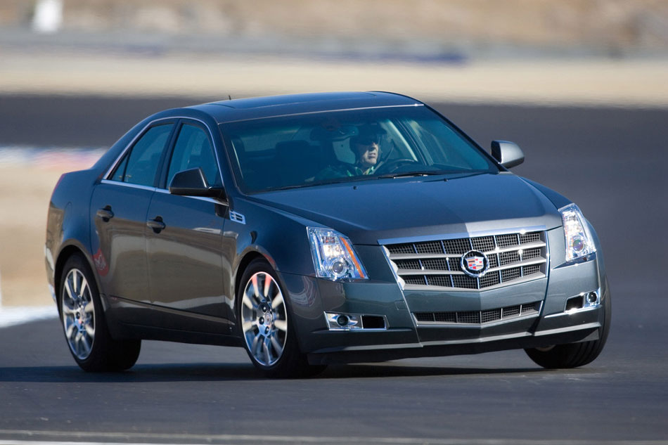 2012 Cadillac CTS Review, Specs, Pictures, Price & MPG