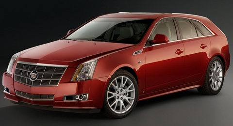 2012 Cadillac Cts Sport Wagon Review Specs Pictures