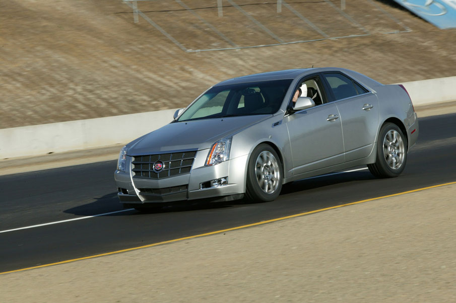 2012 Cadillac Cts Review Specs Pictures Price Amp Mpg