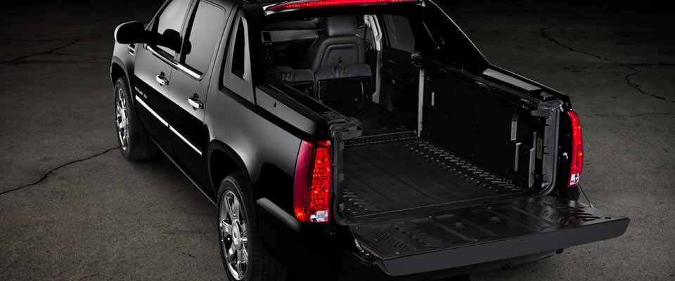 2012 Cadillac Escalade Ext Review Specs Pictures Price