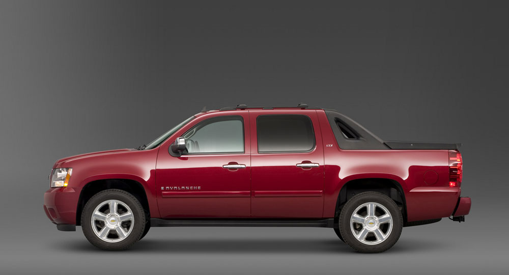 2012 Chevrolet Avalanche Review Specs Pictures Price  MPG