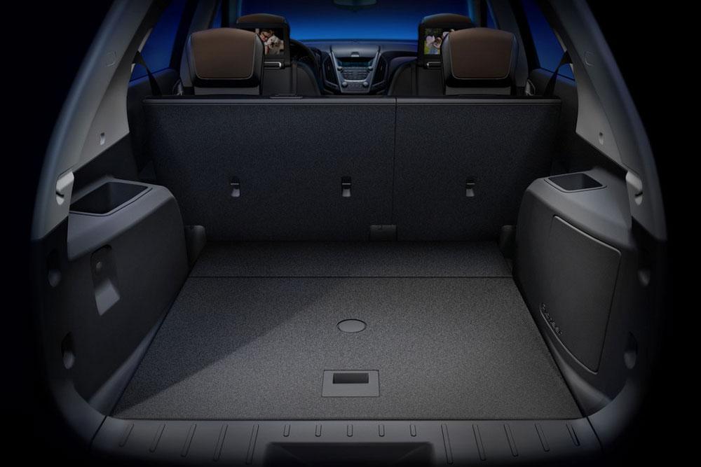 2014 Chevy Equinox Cargo Cover Autos Post