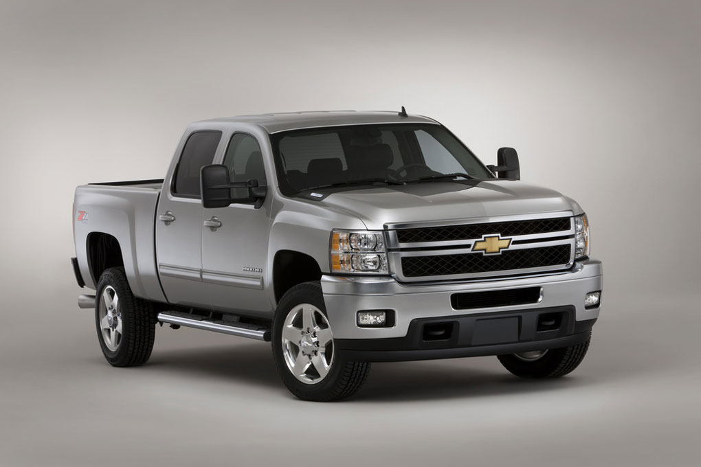 2012 chevrolet silverado hd review specs pictures price. Black Bedroom Furniture Sets. Home Design Ideas
