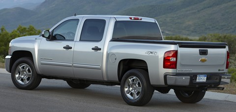 2012 chevrolet silverado 1500 hybrid review pictures price. Black Bedroom Furniture Sets. Home Design Ideas