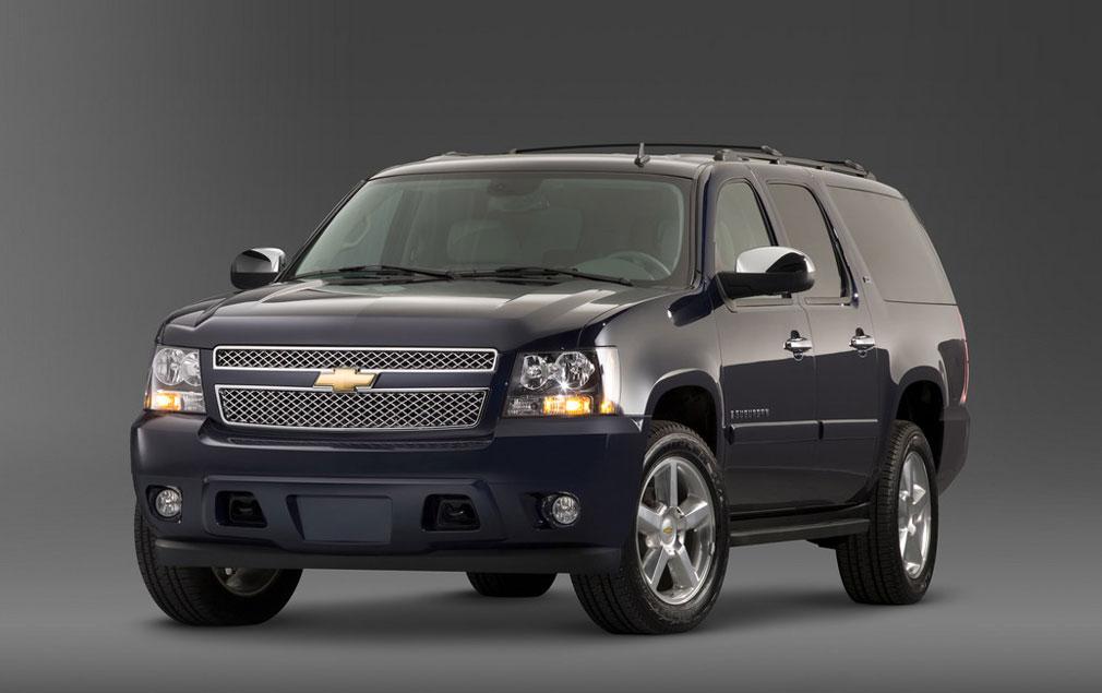 2012 Chevrolet Suburban Review Specs Pictures Price Mpg