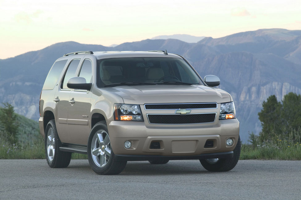 2012 Chevrolet Tahoe wallpaper