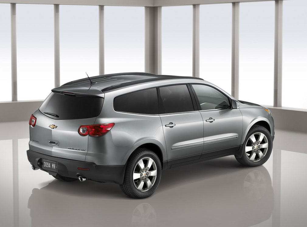 2012 chevrolet traverse review specs pictures price mpg. Cars Review. Best American Auto & Cars Review