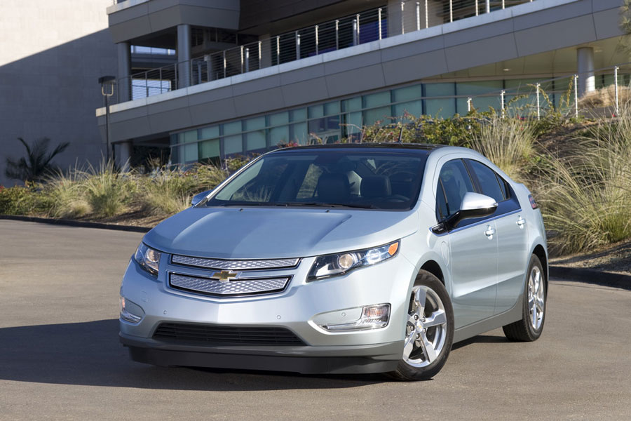 2012 chevrolet volt review specs pictures price mpg. Black Bedroom Furniture Sets. Home Design Ideas