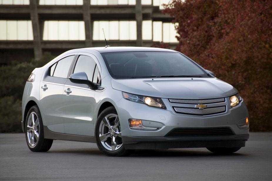 2012 Chevrolet Volt Review Specs Pictures Price Mpg