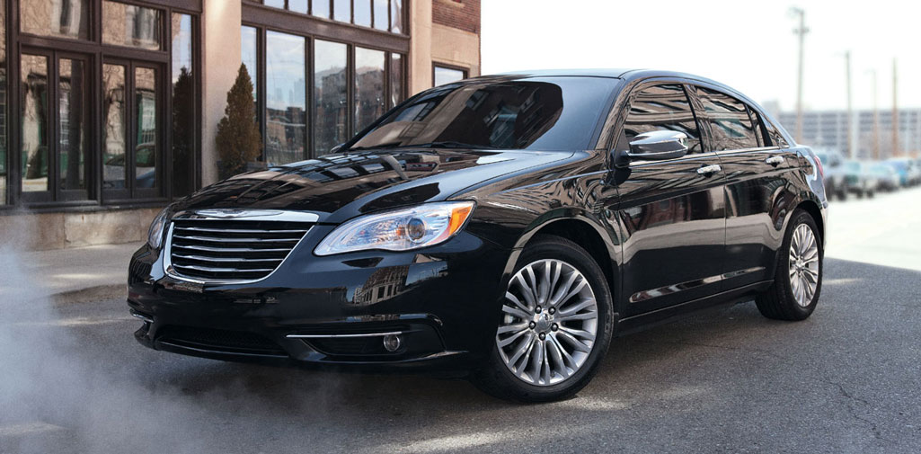 2012 Chrysler 200 Review  Specs  Pictures  Price  U0026 Mpg