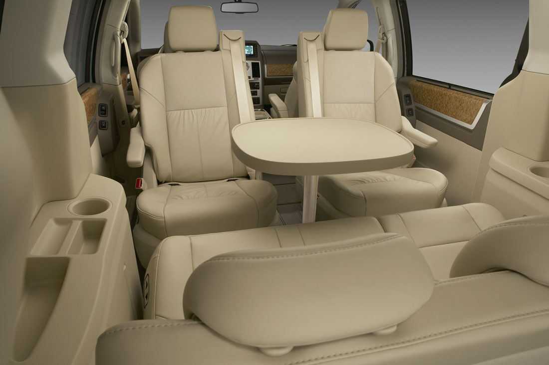 2012 Chrysler Town & Country Review, Specs, Pictures, Price & MPG