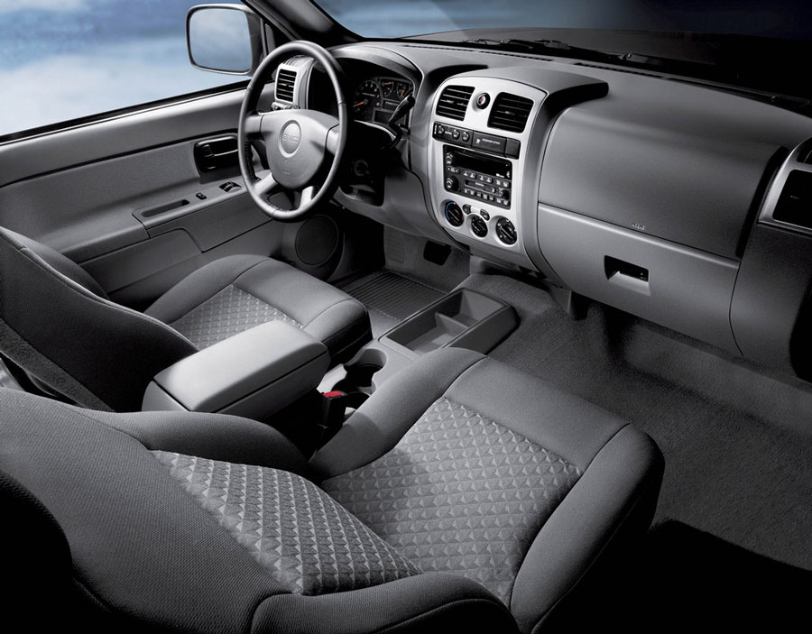 Koenigsegg One Interior >> 2012 GMC Canyon Review, Specs, Pictures, Price & MPG