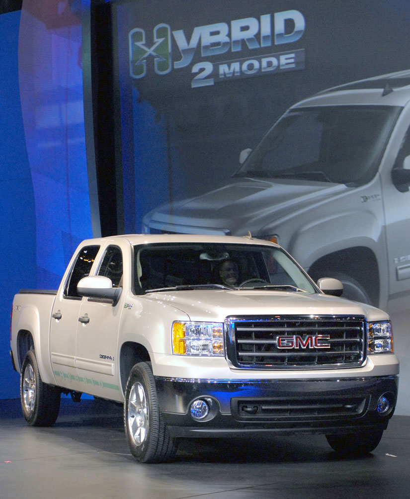 2012 GMC Sierra 1500 Hybrid Review, Specs, Pictures, Price