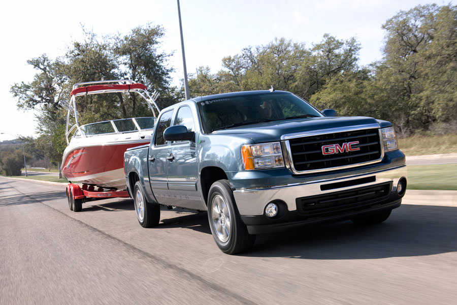 2012 GMC Sierra 1500 Hybrid Review, Specs, Pictures, Price ...