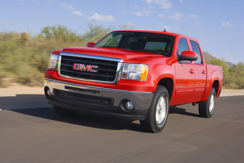 2012 Gmc Sierra 1500 on ford ranger v6 mpg