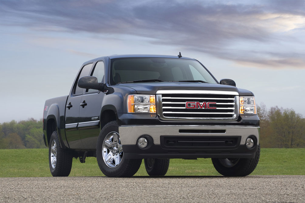 2012 gmc sierra 1500 review specs pictures price mpg. Black Bedroom Furniture Sets. Home Design Ideas