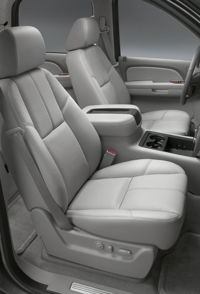 Suv With Third Row >> 2012 GMC Yukon Hybrid Review, Specs, Pictures, Price & MPG